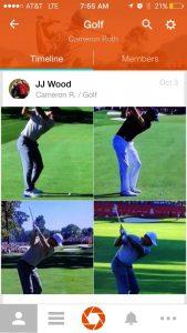 Golf Practice Balanced PGA