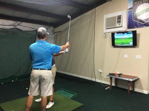jj wood golf coach